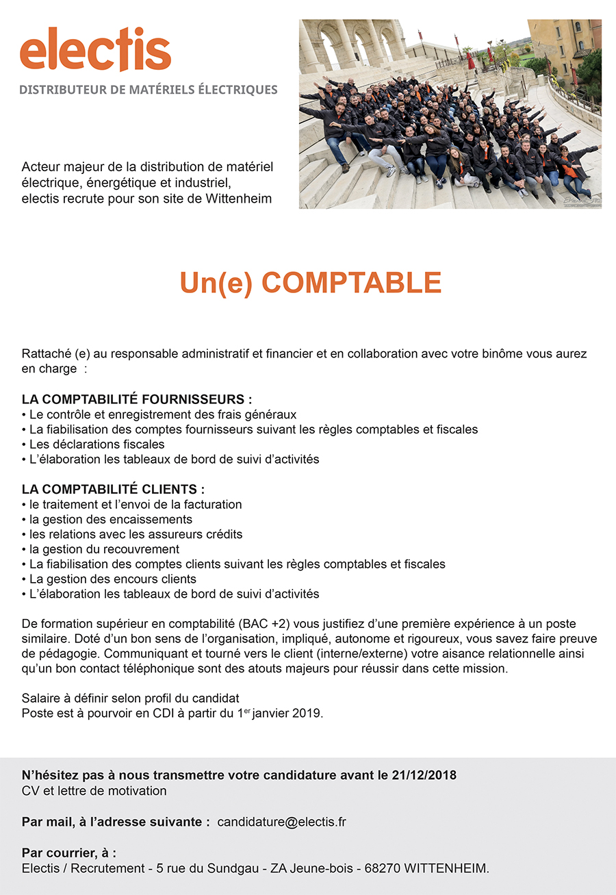 Recrut68 colmar - Technico-commercial