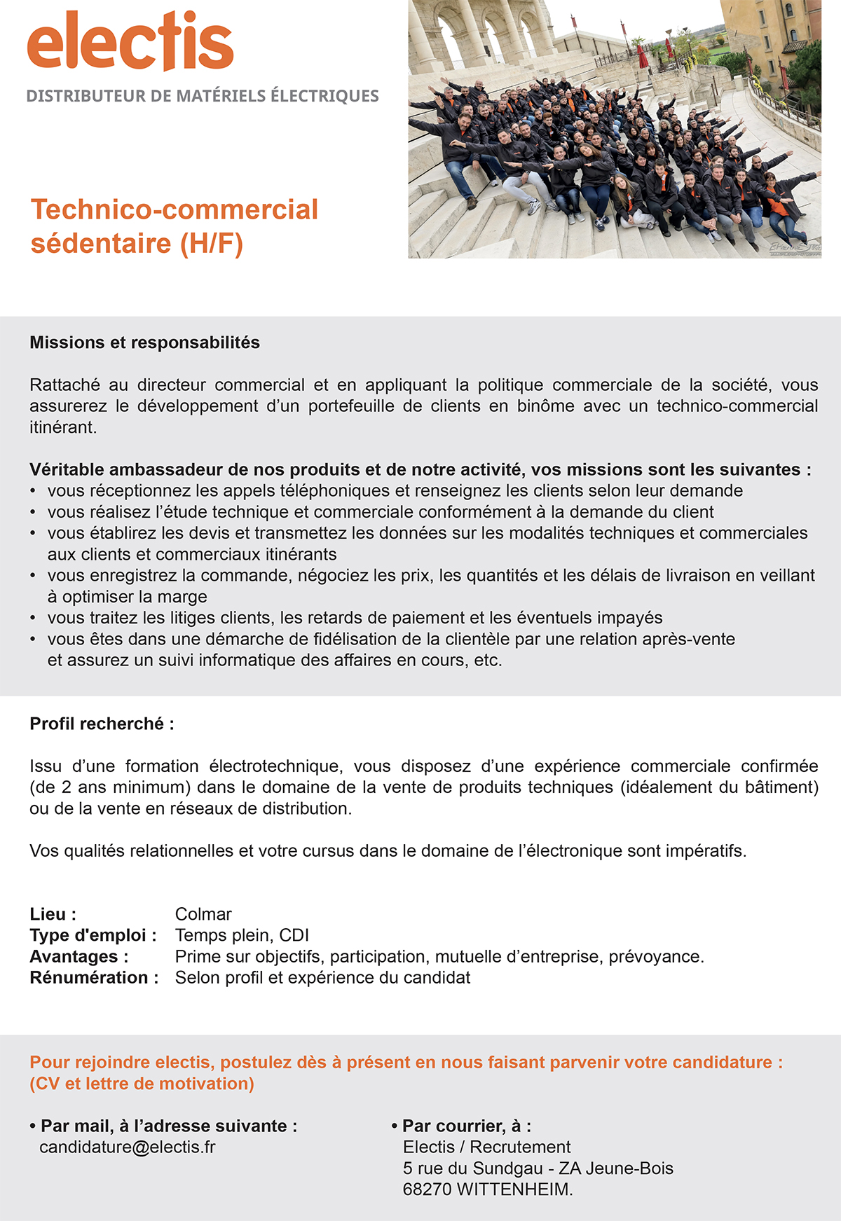 Recrut68 - Technico-commercial68