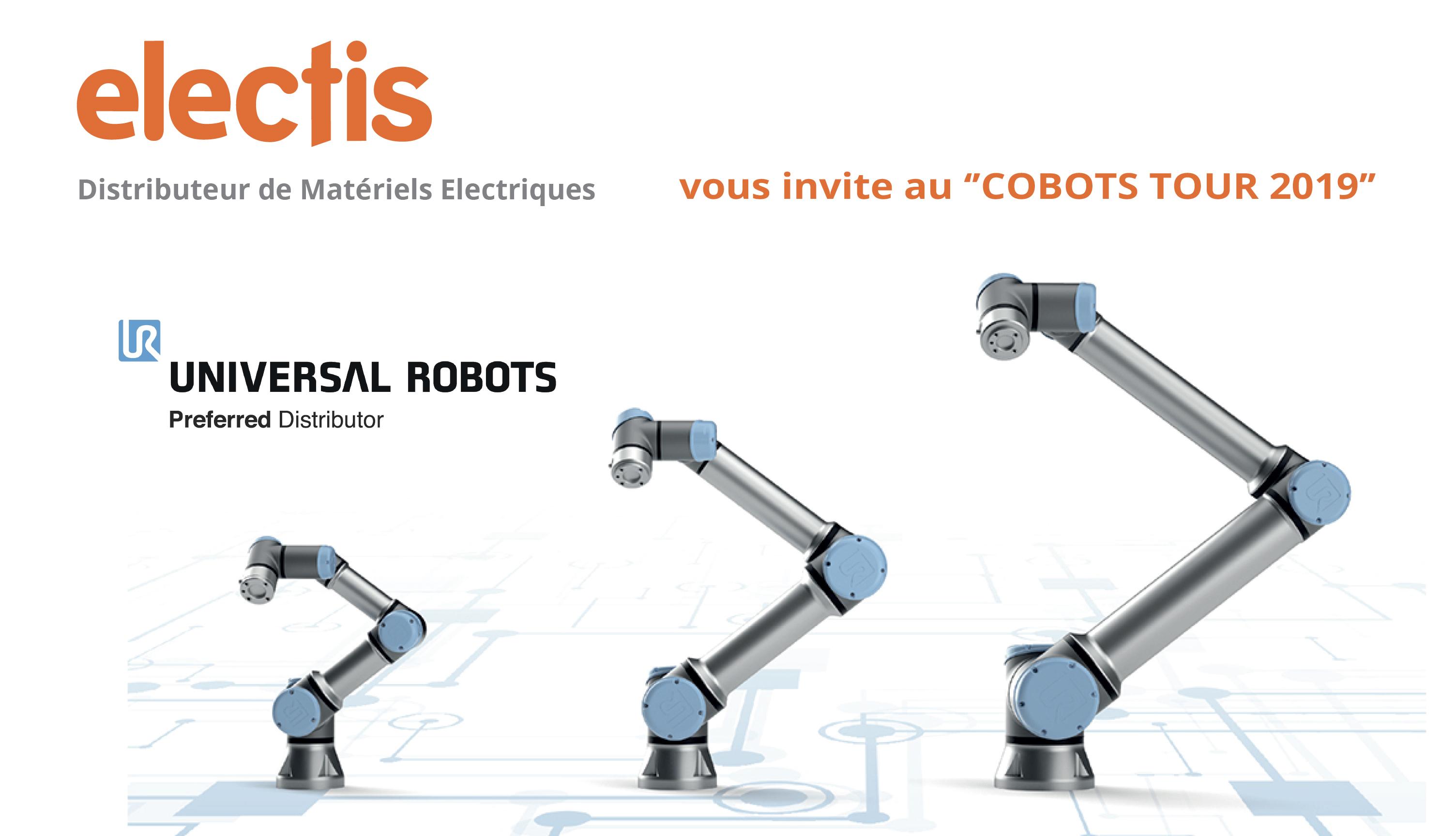 Bandeau Robots electisH